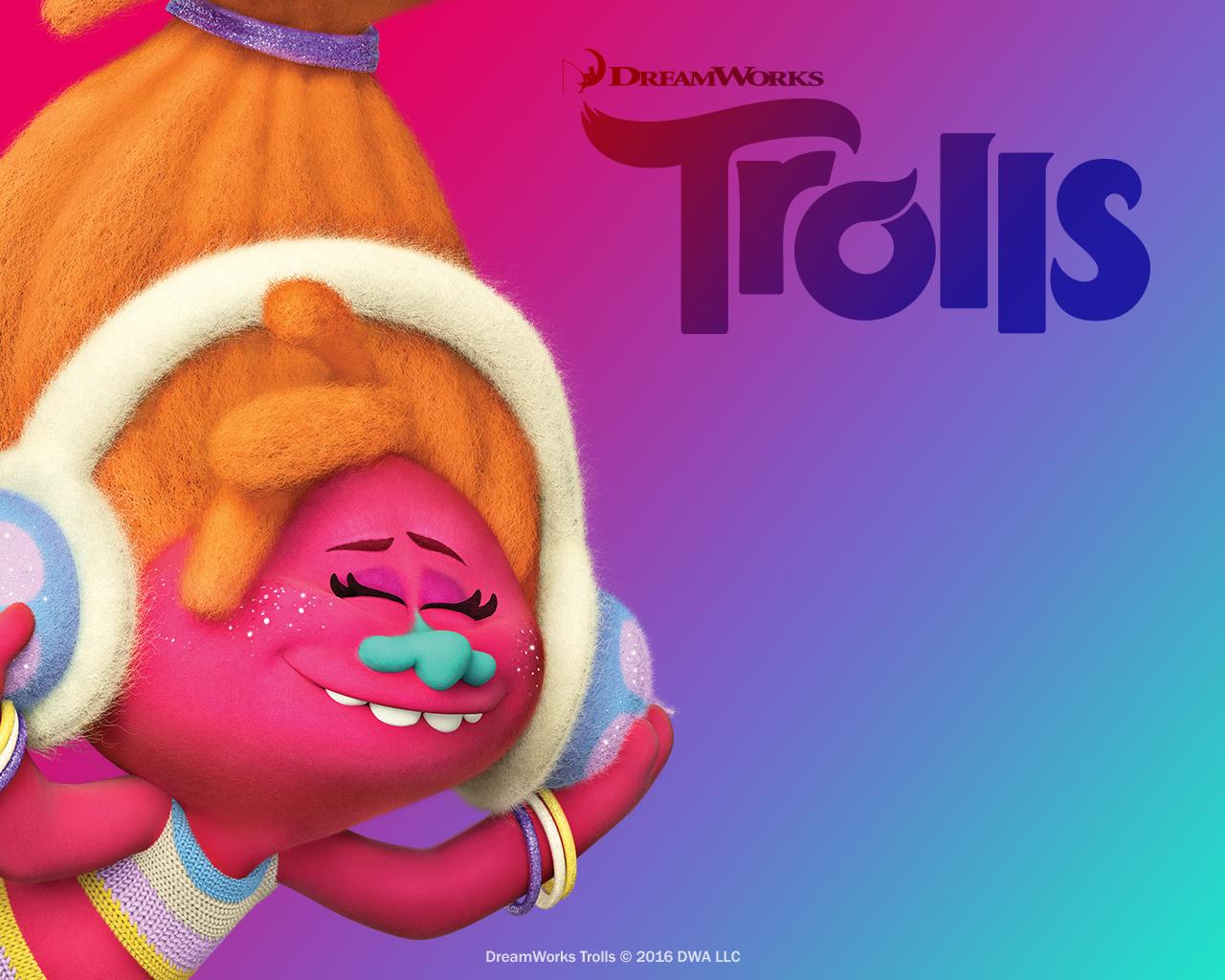 Trolls | DreamWorks Animation