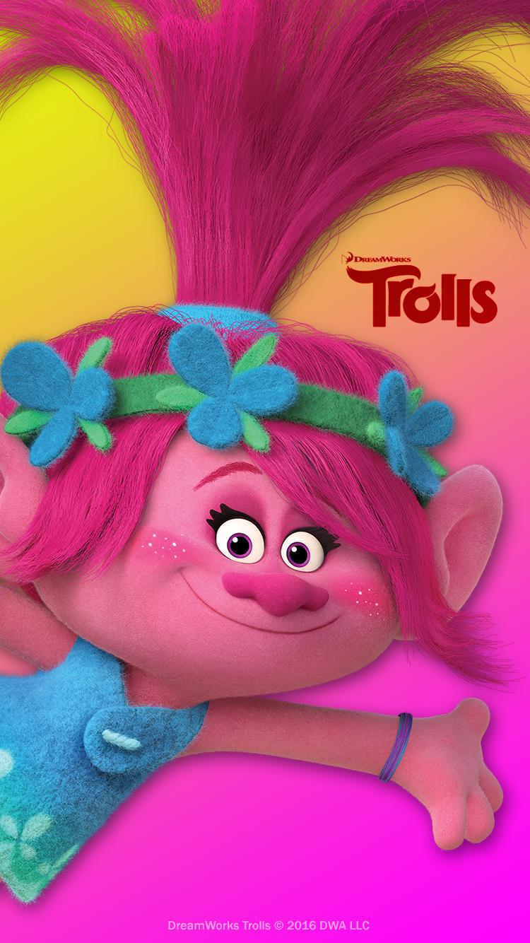 Trolls Dreamworks Animation